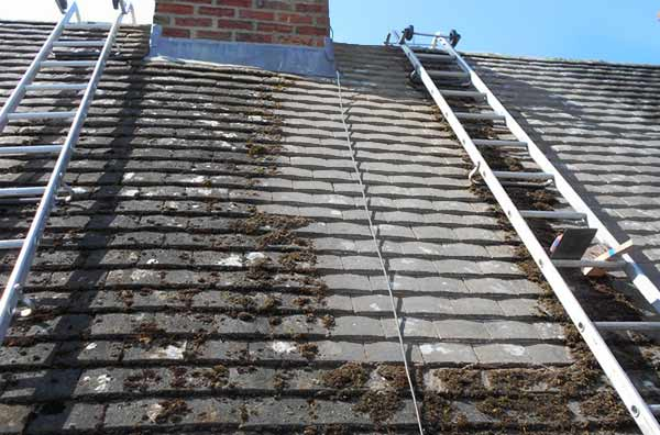 roof ladders for safe access to your entire roof